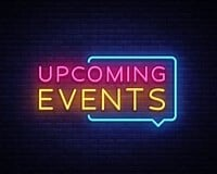 Upcoming Events - Cancelled