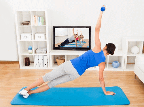 Home Workouts - Changes to available content